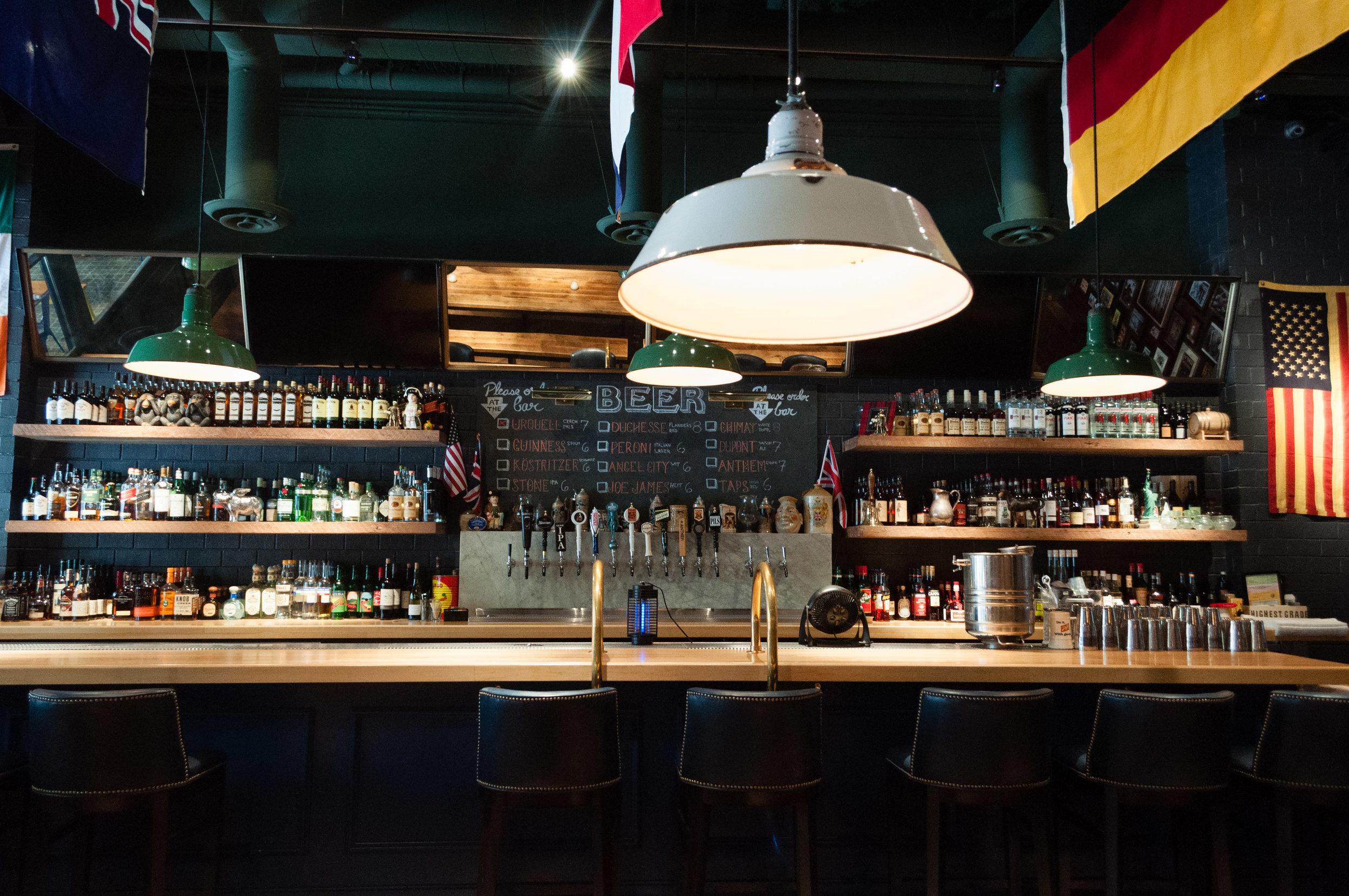 beelman's pub -