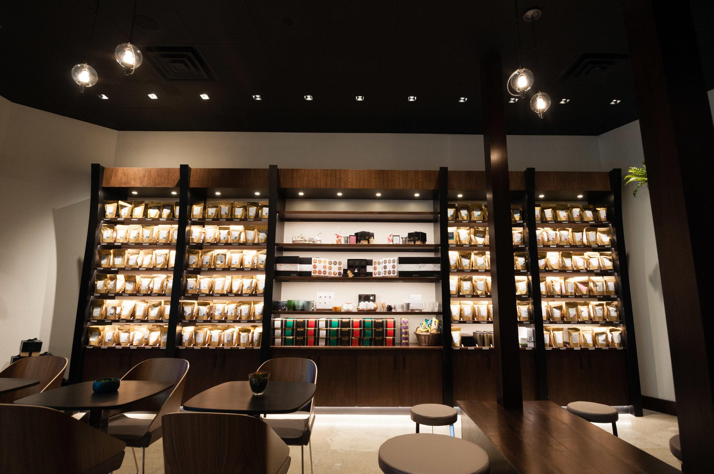 American Tea Roomcosta mesa -