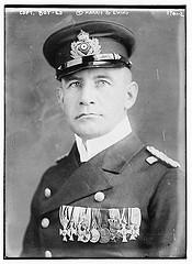 Naval Commander Karl Boy-Ed