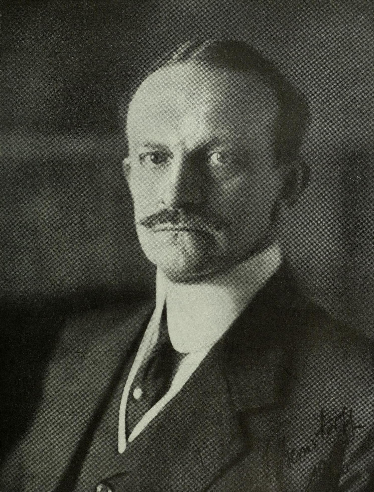 Johann Heinrich Count von Bernstorff