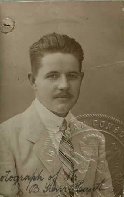 John B. Starr-Hunt
