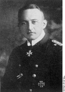 Captain Walter Schwieger