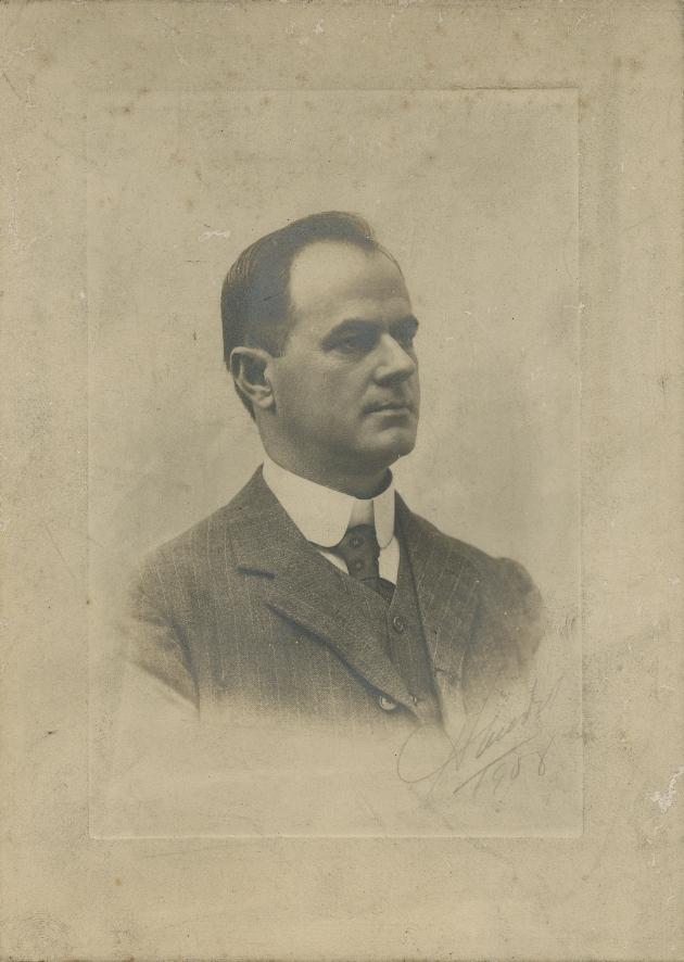 Leon Canova, Head of the Latin American Desk in the State Department