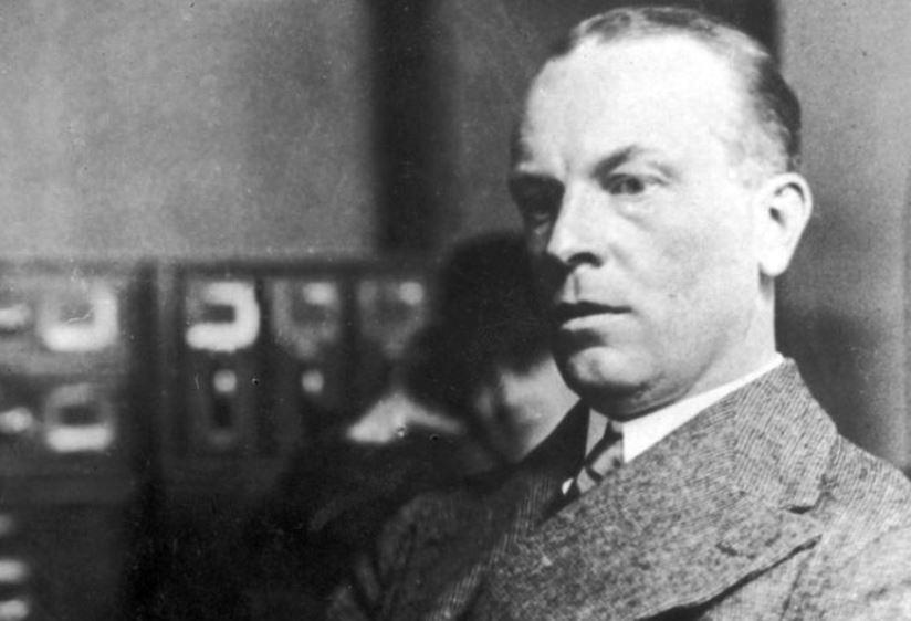 German sabotage agent and agent provocateur Franz Rintelen