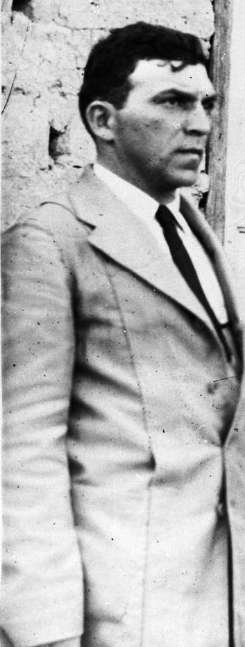Felix A. Sommerfeld, 1911