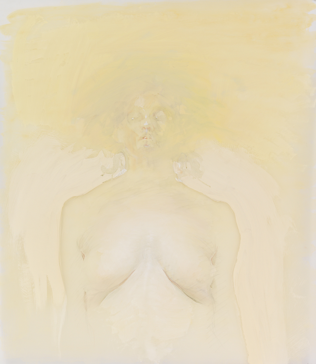 Self-Portrait (Invisible Girl II)