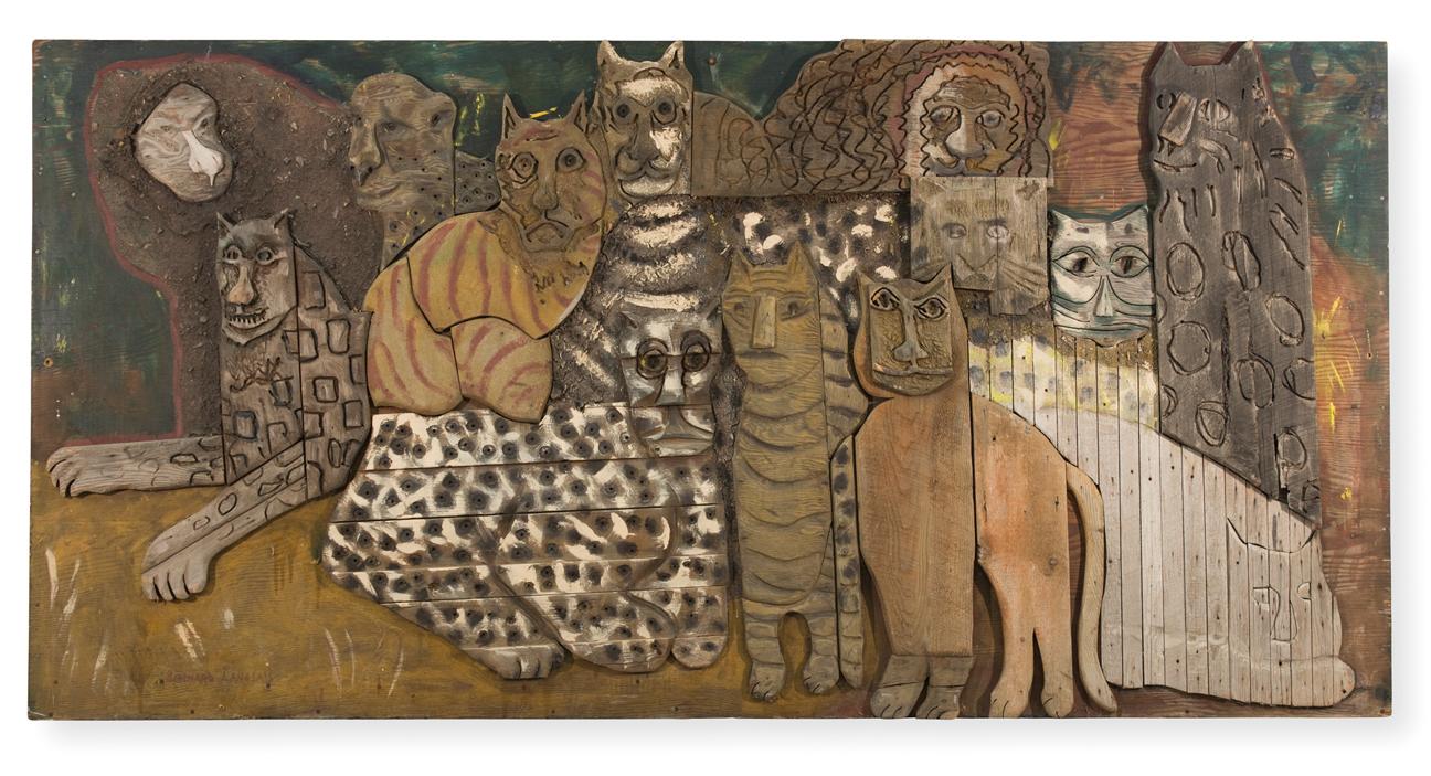 Thirteen Cats