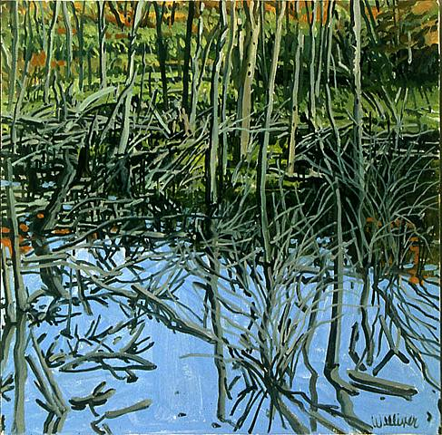Study for Low Water - Knight's Flowage