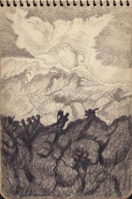 Untitled (Cloud Study #2)