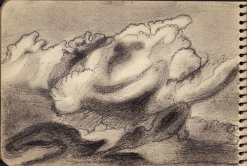 Untitled (Cloud Study)