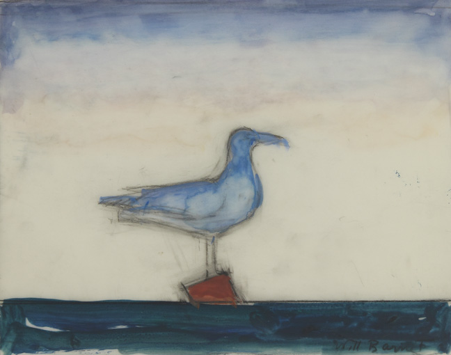 Study for The Gull #2