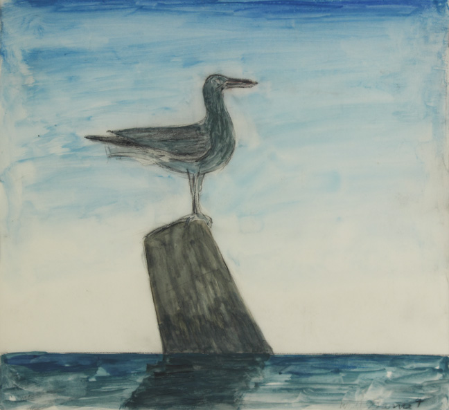 Study for The Gull #1