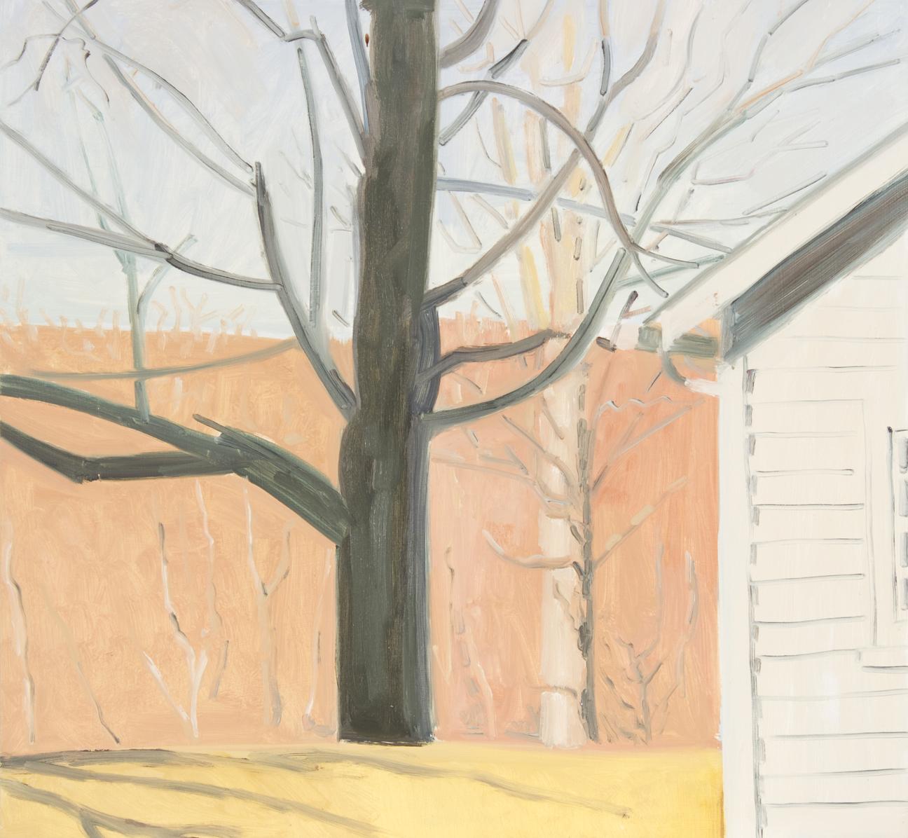 Corner of Bakery and Tree