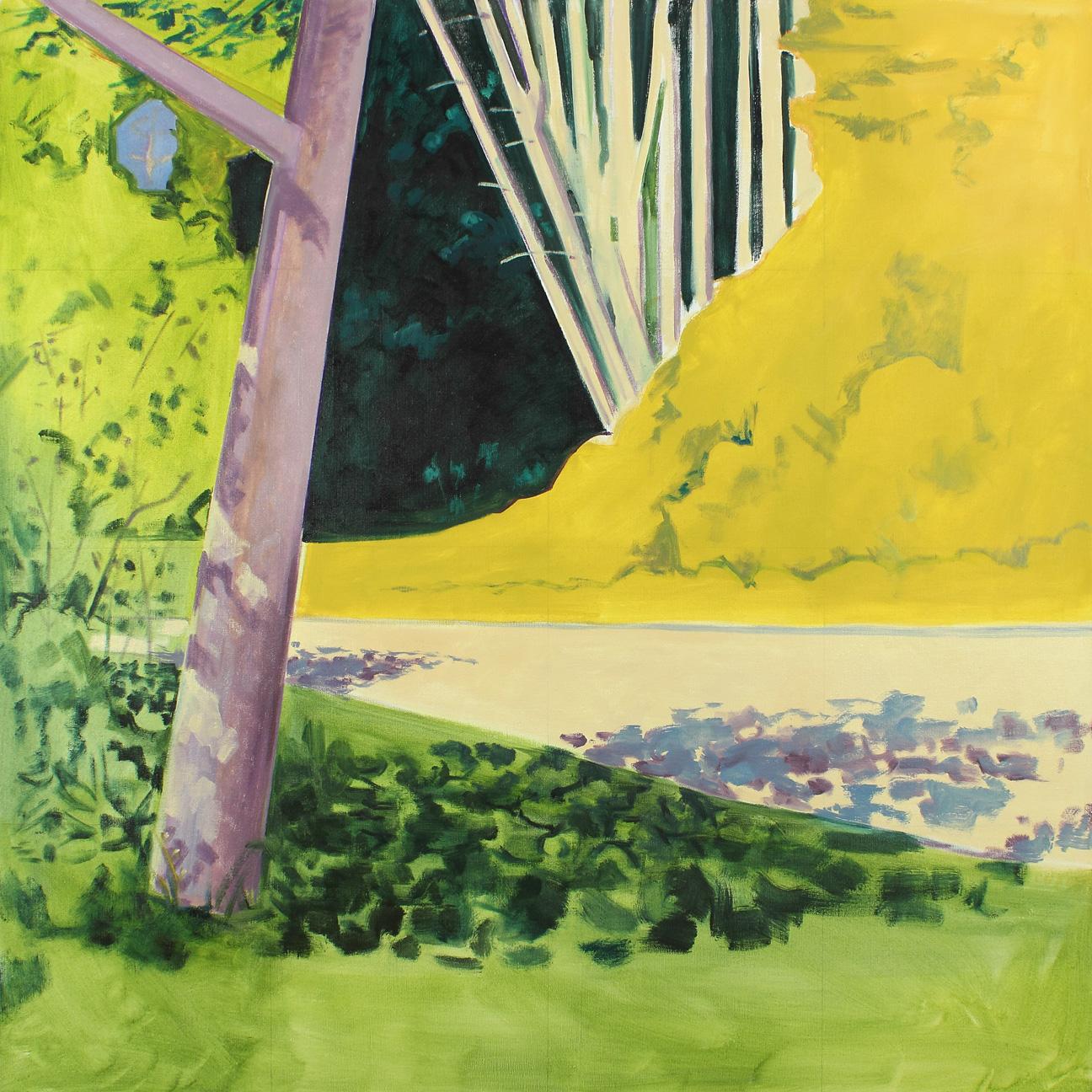 Barn Door View
