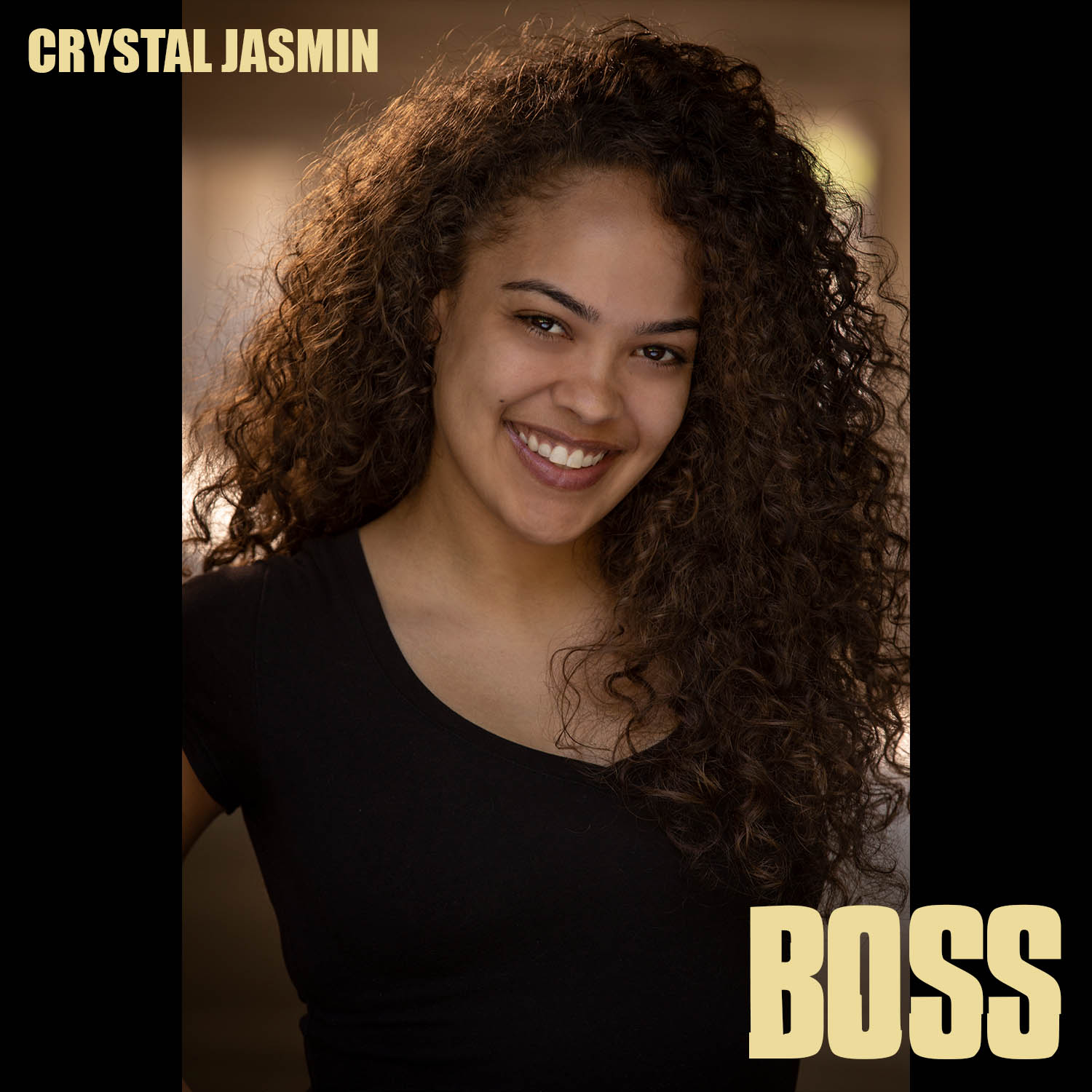 Crystal Jasmin stars as KALI - Crystal is a Bay Area/Oakland born and raised talent with a BS in Criminal Justice and focus on Law Enforcement. She is an accomplished actress ever training in her craft with past credits as a leading lady of music videos, plus print modeling for hair, cosmetic, and clothing lines. A recent Atlanta transplant, she waste no time hitting the ground running for auditions and opportunities in the local film industry. An accomplished cheerleader with a natural cheery girl vibe, Crystal is also a markswoman with martial arts training and aspirations to be seen in roles as more than just the girl next door. Her part in BOSS as Kali a break out opportunity to showcase her range as a tough but sexy enforcer.@crystaljasminactor on ig