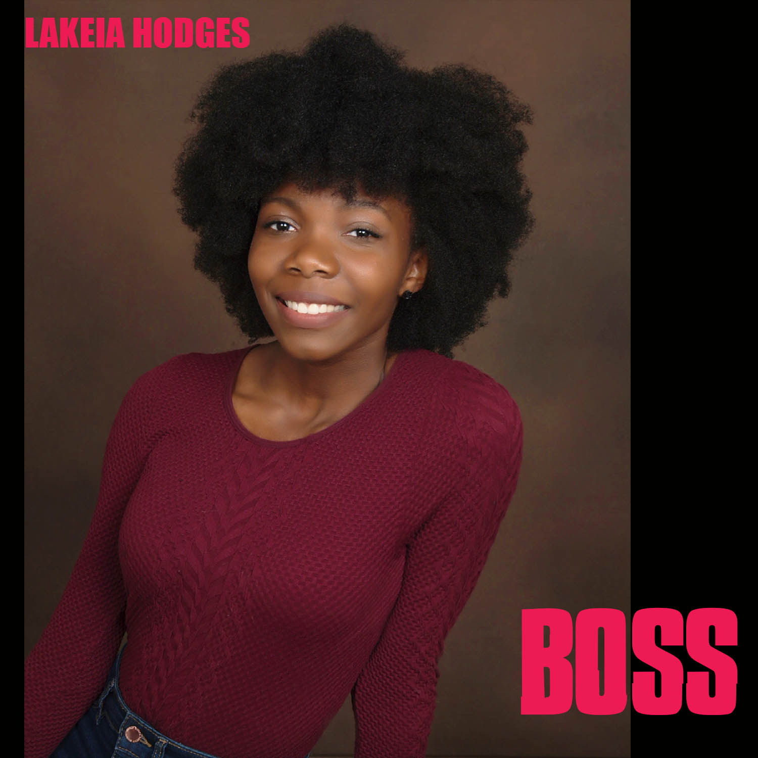 Lakeia Hodges stars as K Millennial / Blogger 1 - Lakeia Hodges is from Charleston, South Carolina. She received her B.A. in theatre. Her recent productions have been