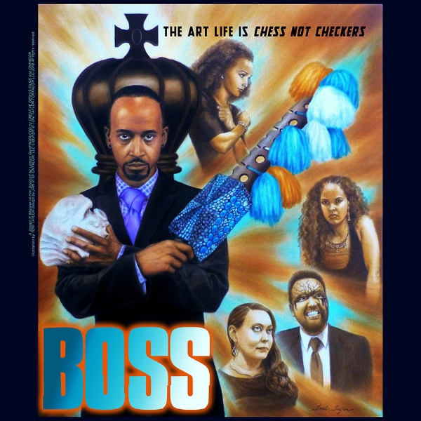 Art for Movie Poster by TONI TAYLOR