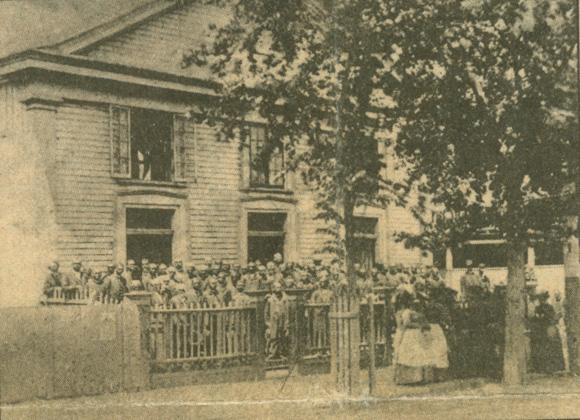 Emanuel AME Church 1800s