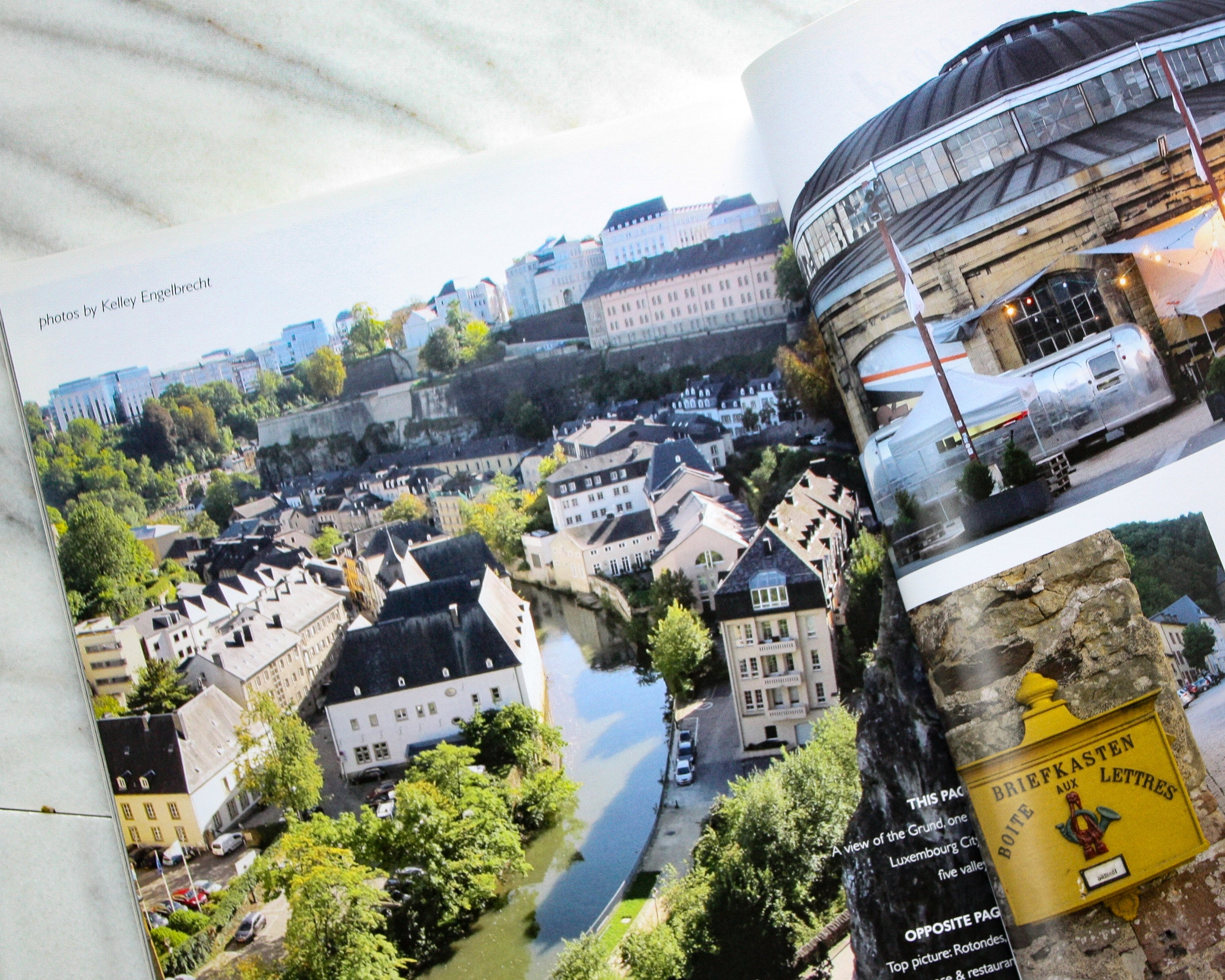 Volume Four: Luxembourg City, Luxembourg