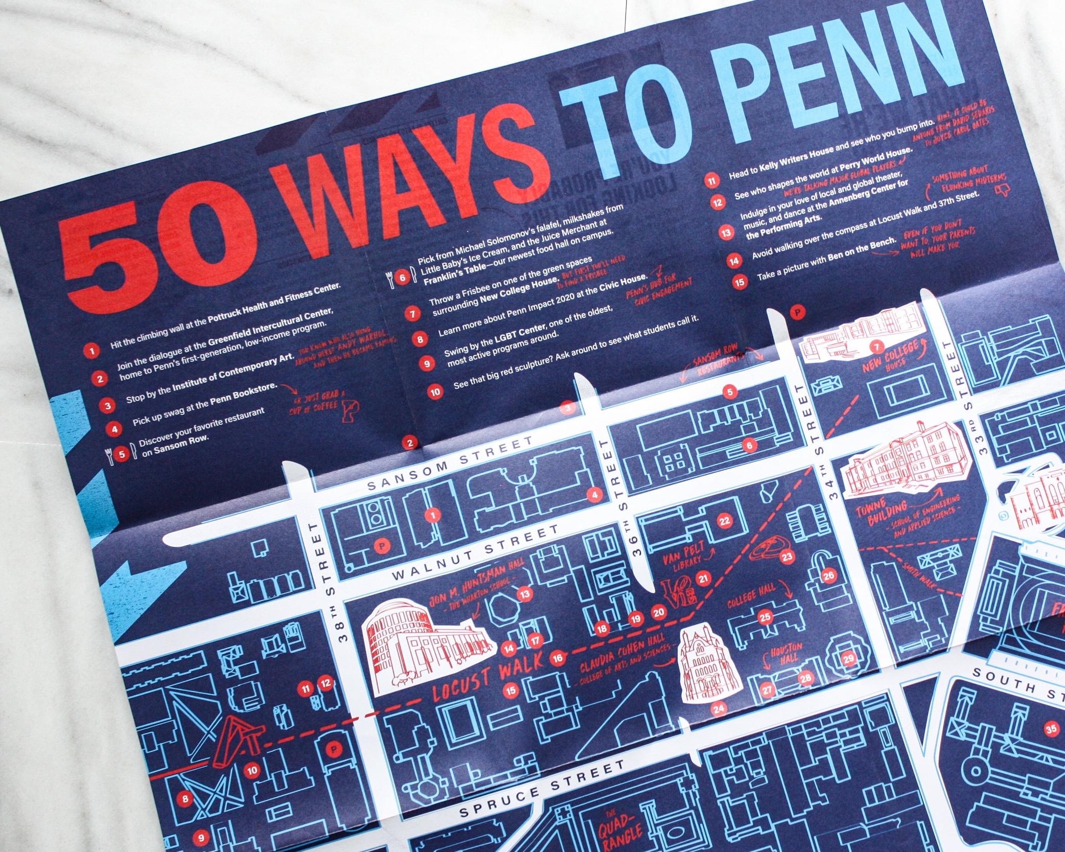 University of Pennsylvania - Admissions Suite - Visitors' Piece