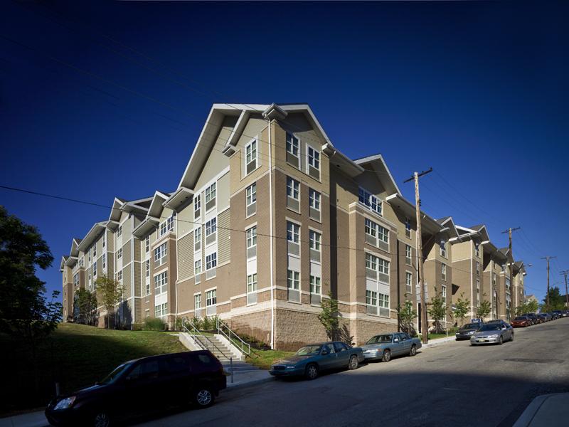 University of Pittsburgh  Darragh Street Housing