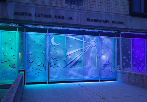 Pittsburgh Public Schools  MLK Jr. Elementary School