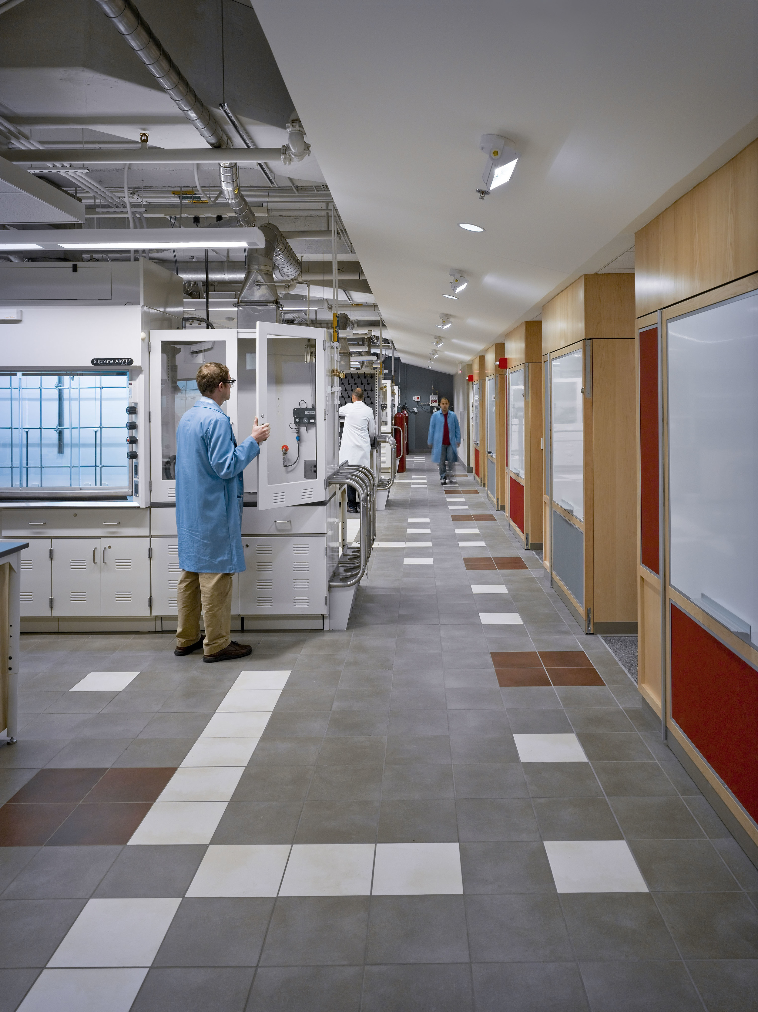 R3A-9 F, Science/Teaching Labs at Chevron Hall, University of Pi