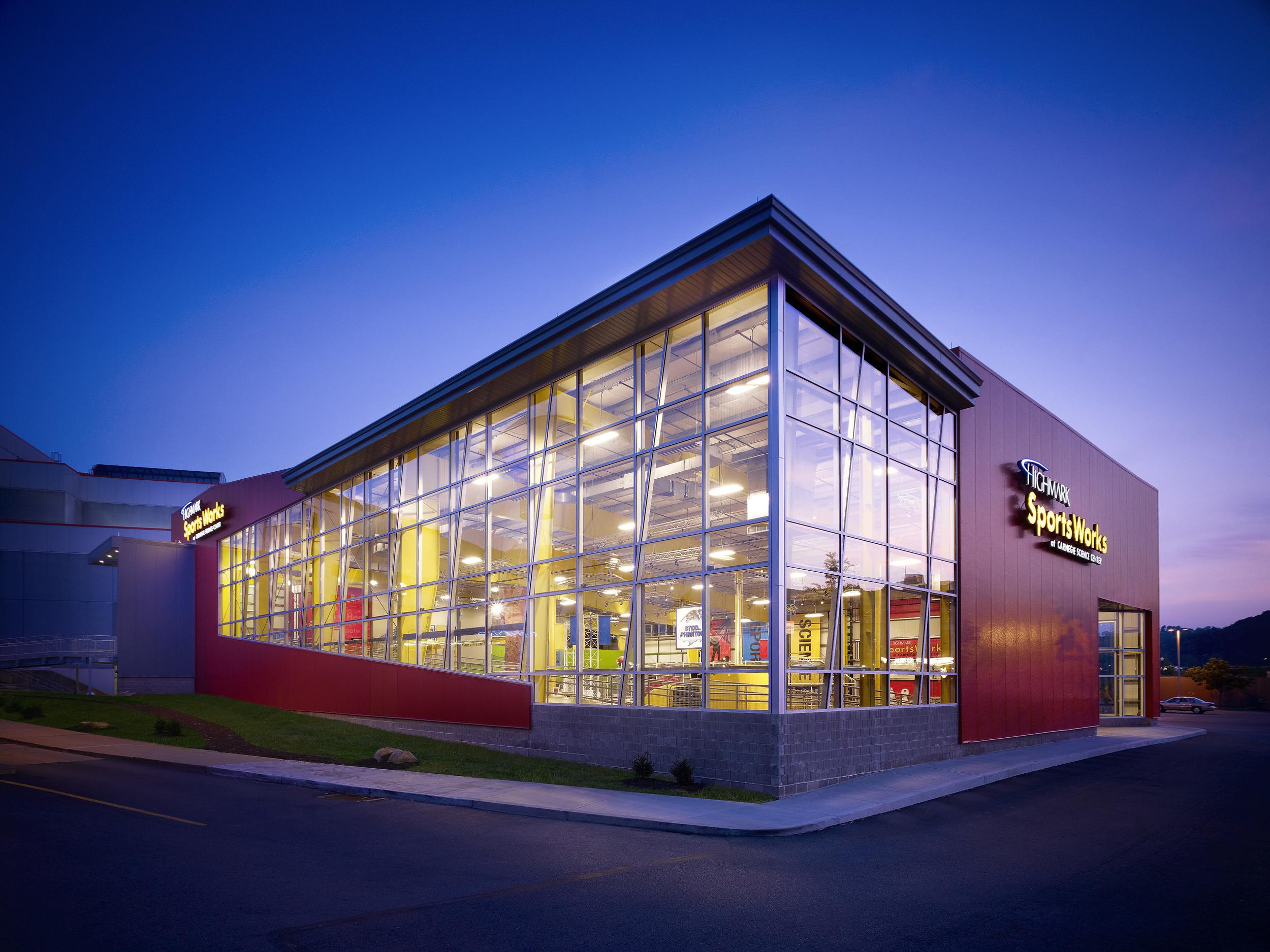 Carnegie Museums of Pittsburgh  SportsWorks Museum