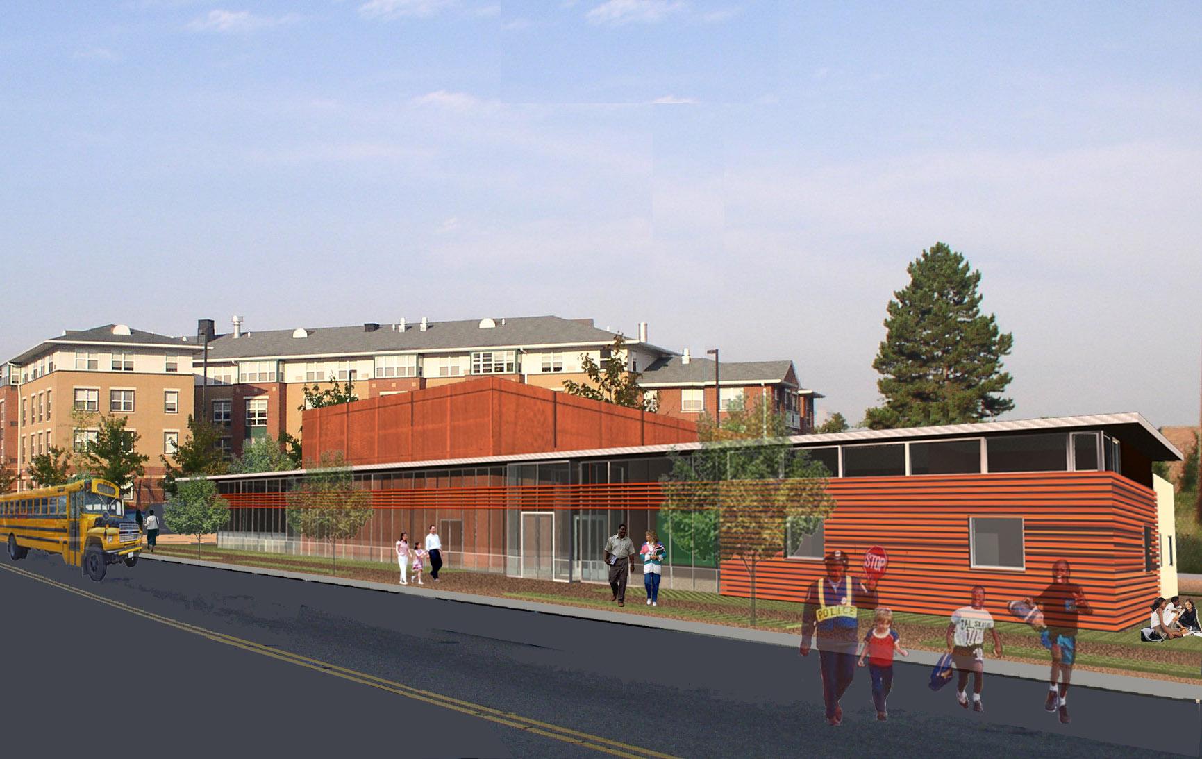 Wadsworth Community Center  Housing Authority City of Pittsburgh