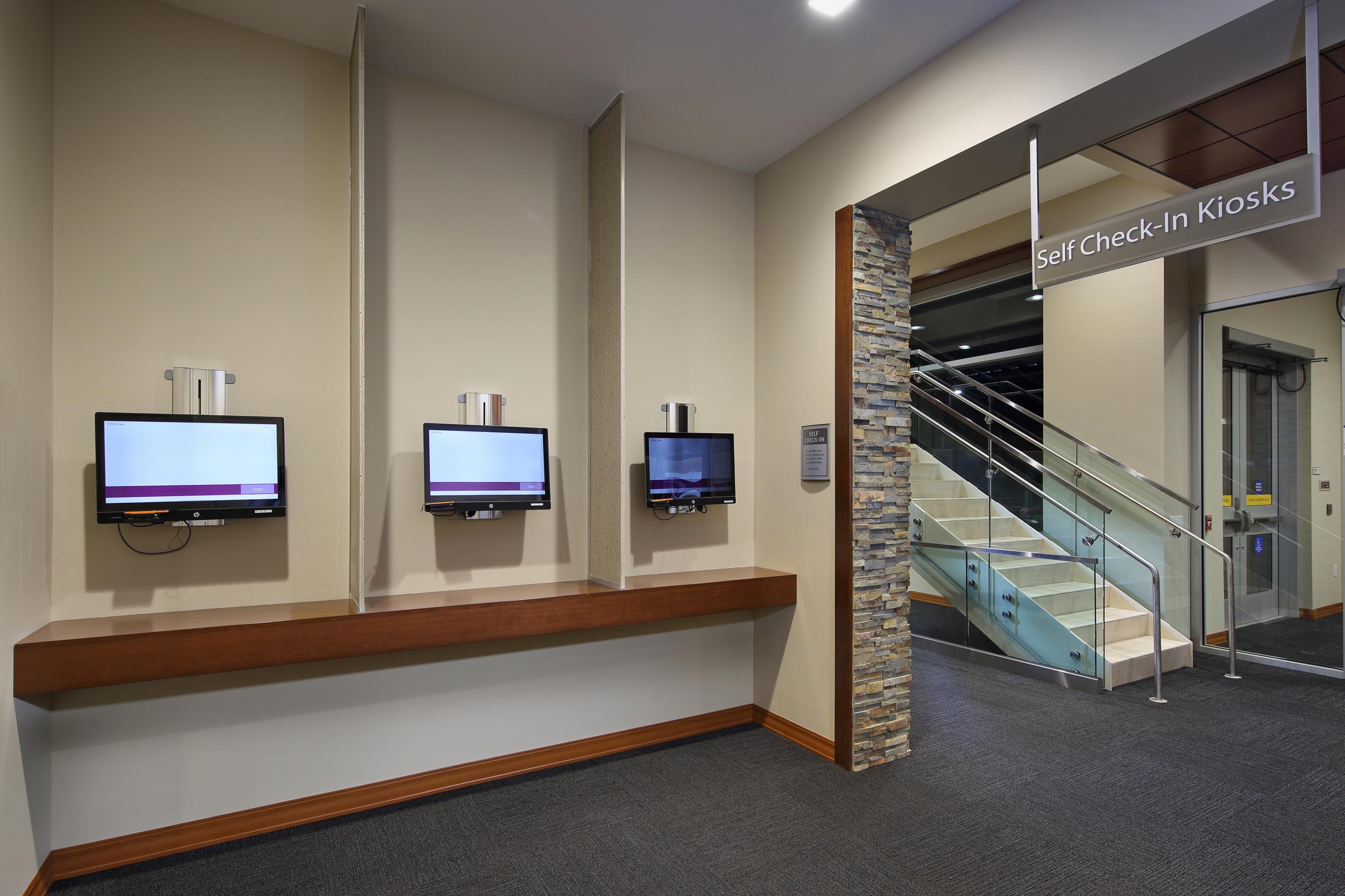 UPMC Spine Center — Renaissance 3 Architects, P C
