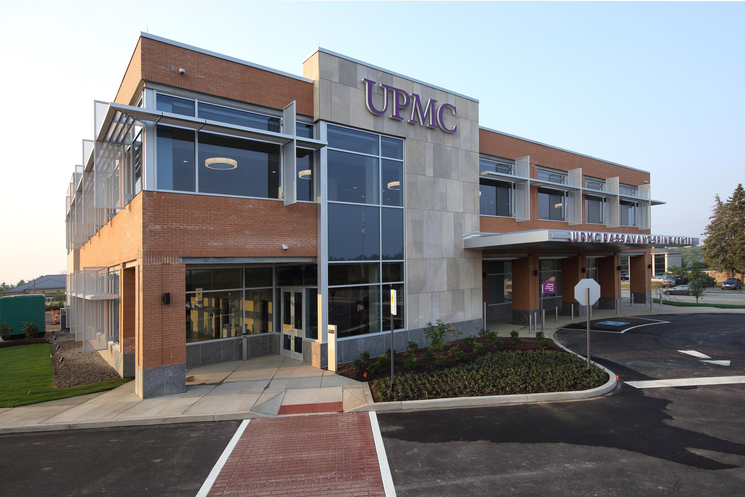 UPMC  Wexford Spine Center