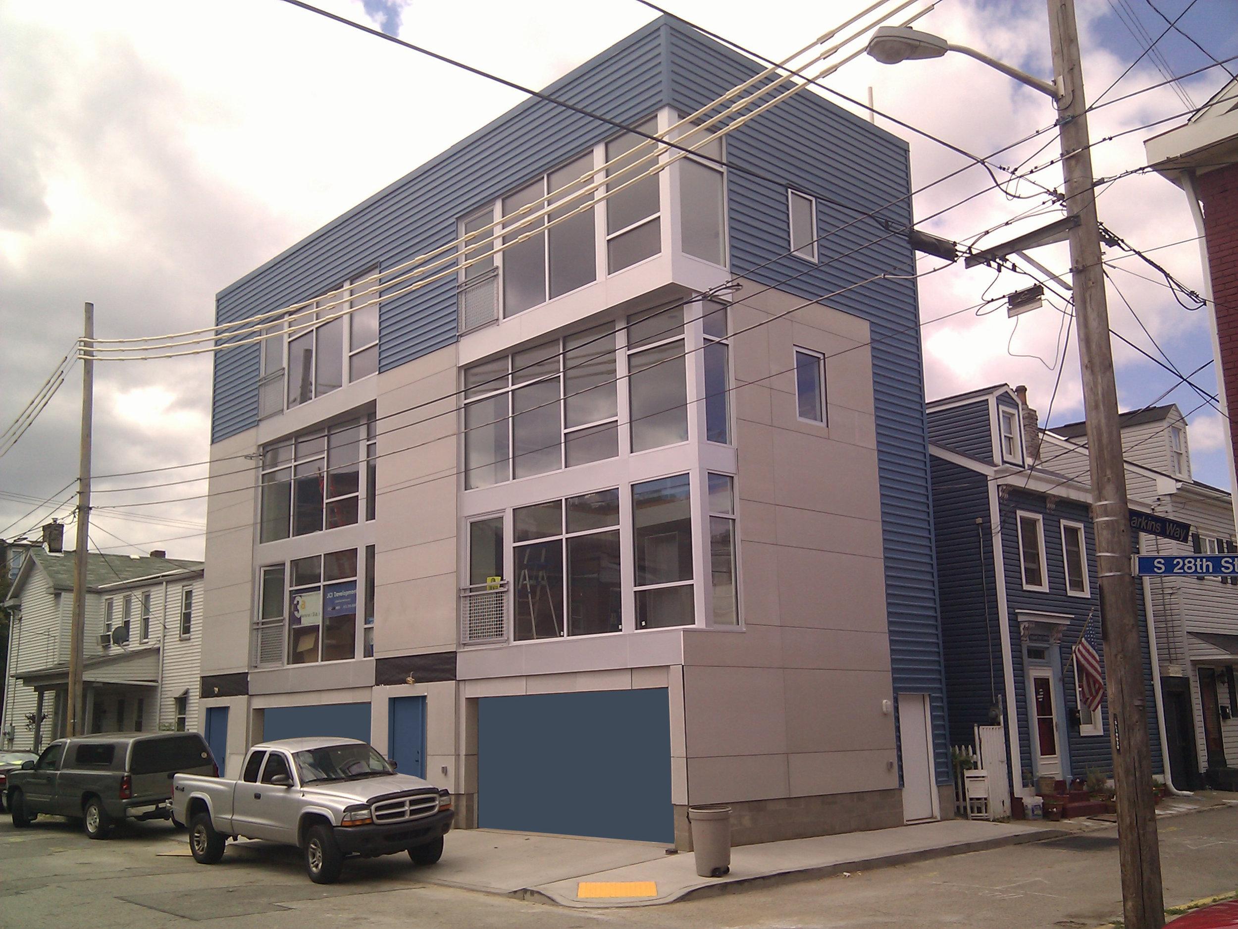 Larkins Way & 28th Street  Condominiums