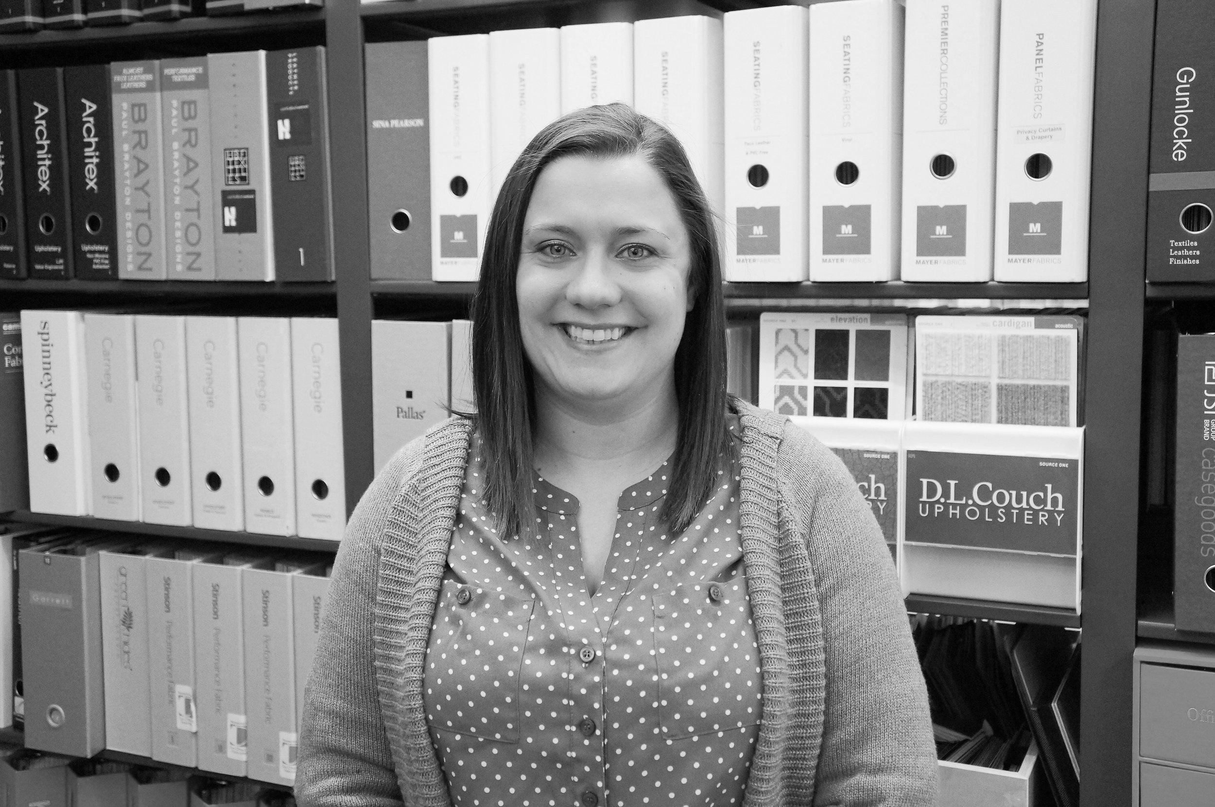 Amber Van Der Eyken  Office Manager