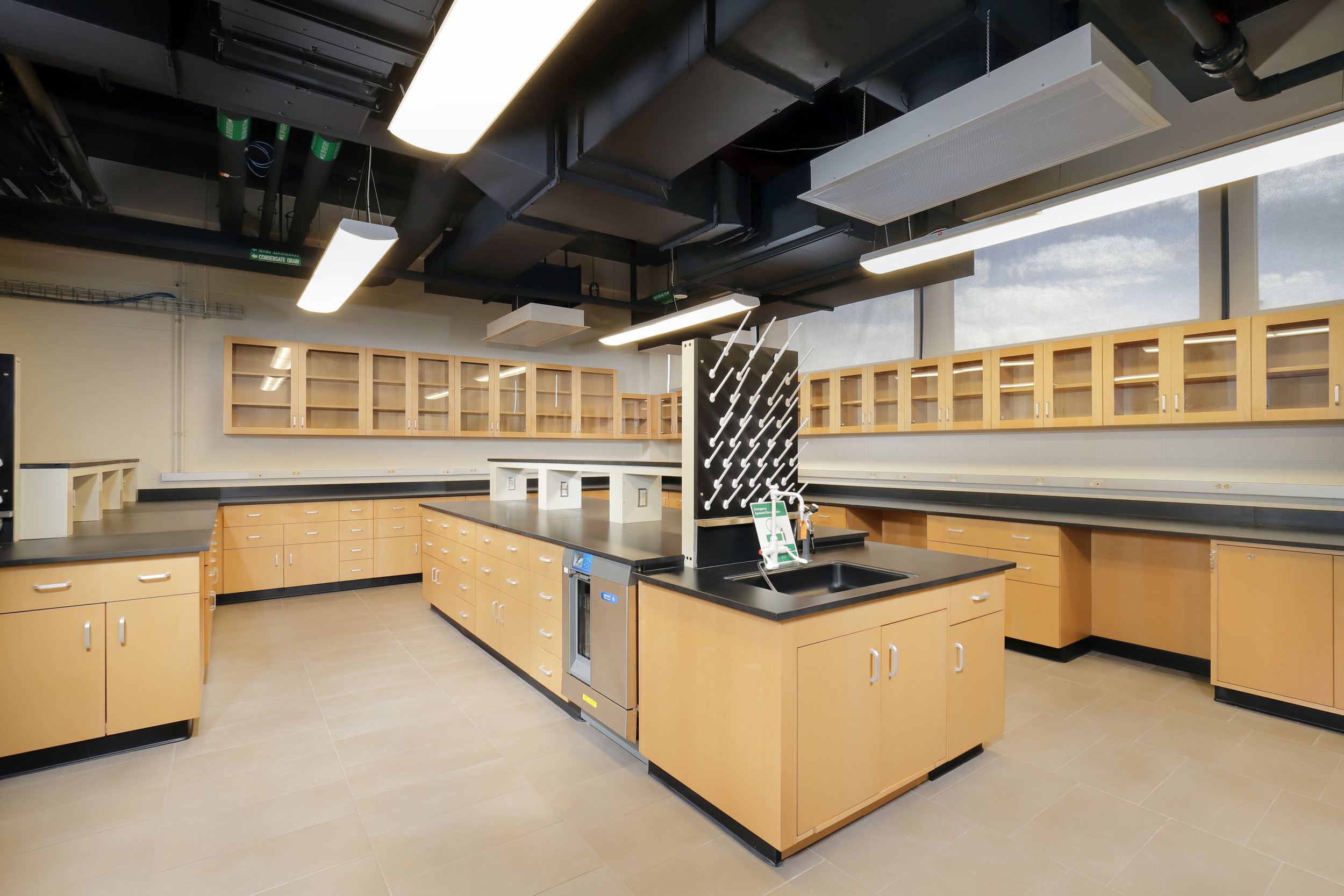 Duquesne University  Mellon Hall Labs