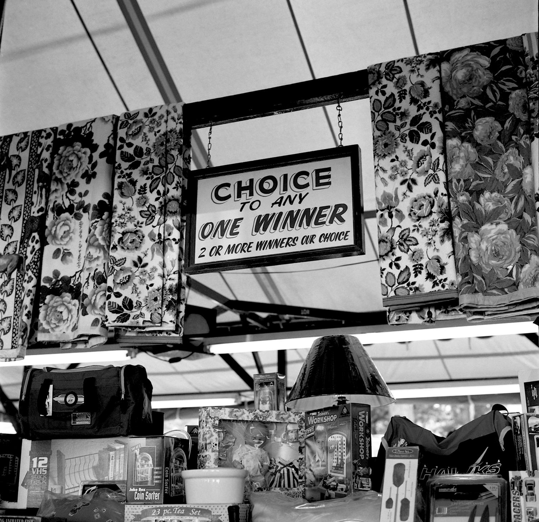 Bingo - Grange Fair   Centre County Grange Fair and Encampment,Centre Hall, Pennsylvania.