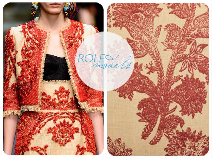 Dolce & Gabbana   John Robshaw