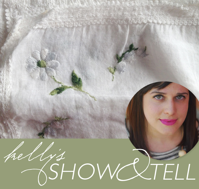 Show & Tell: Kelly Beall | CLOTH & KIND