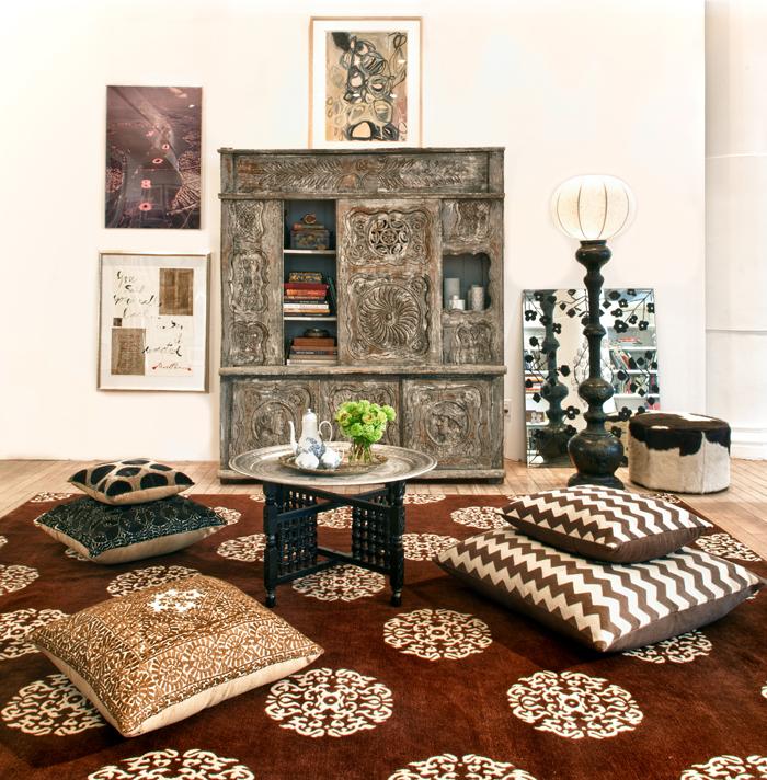 Proust on Design: Madeline Weinrib   CLOTH & KIND
