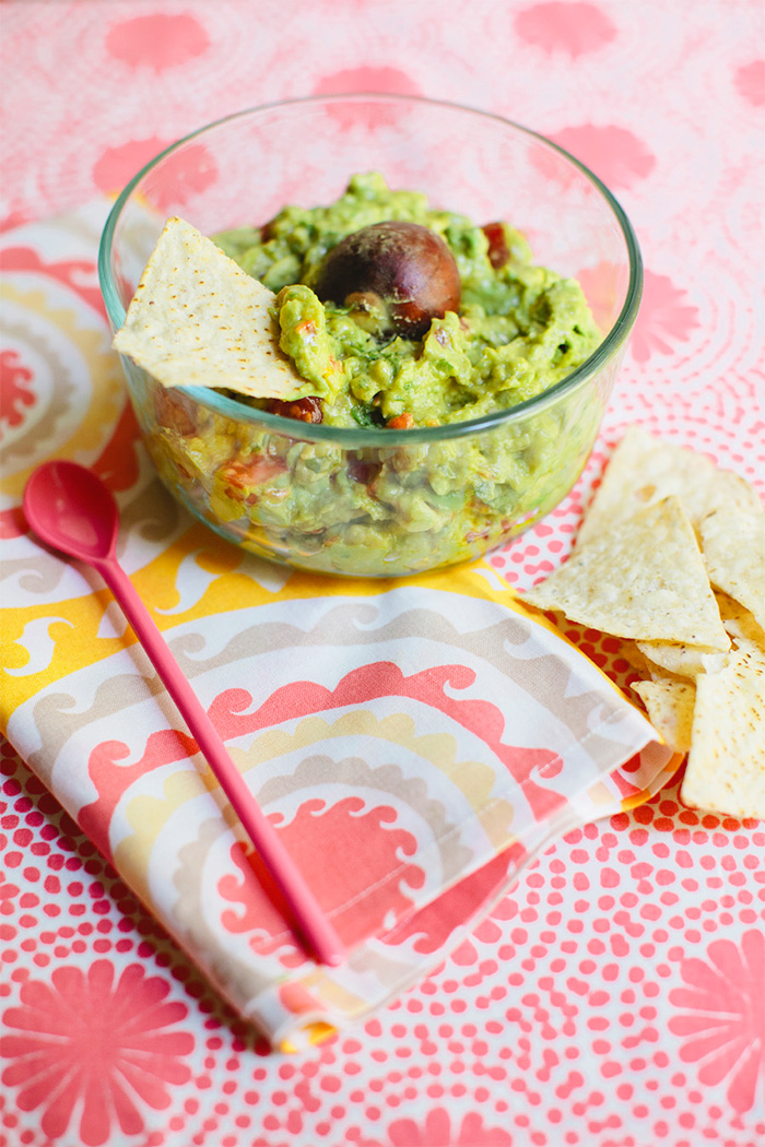 Deconstructed Kitchen: Guacamole | CLOTH & KIND