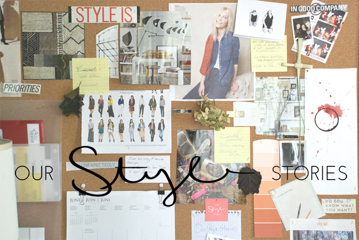 Inspired: Our Style Stories | CLOTH & KIND