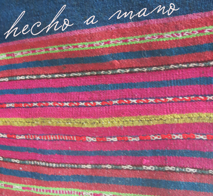 Inspired: Hecho A Mano | CLOTH & KIND