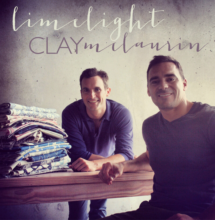 Limelight: Clay McLaurin | CLOTH & KIND