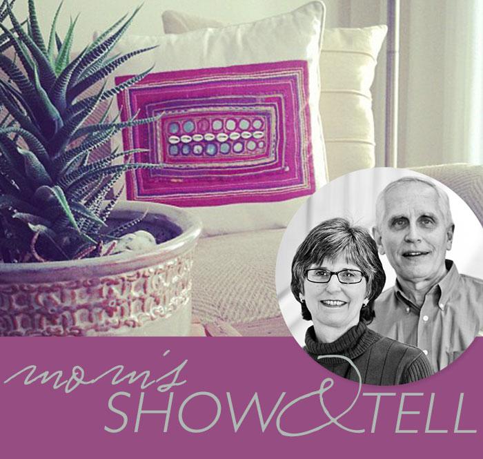 Show & Tell: Jean Nye (my mom!) | CLOTH & KIND