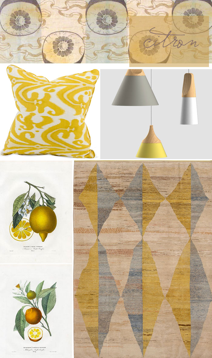 Hue: Citron | CLOTH & KIND