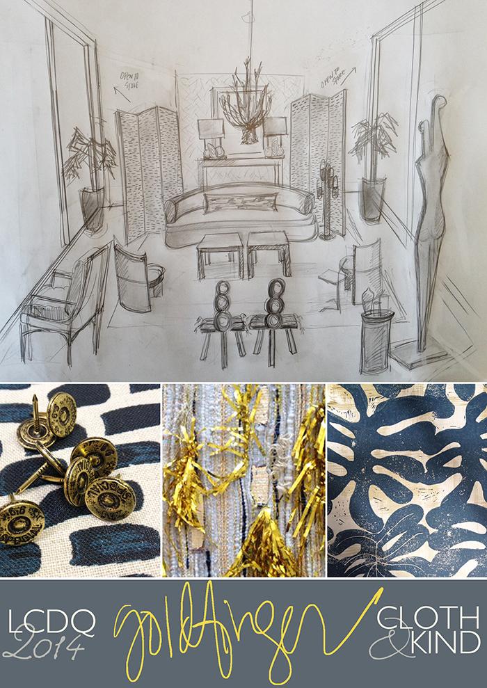 LCDQ Legends 2014: Goldfinger | CLOTH & KIND