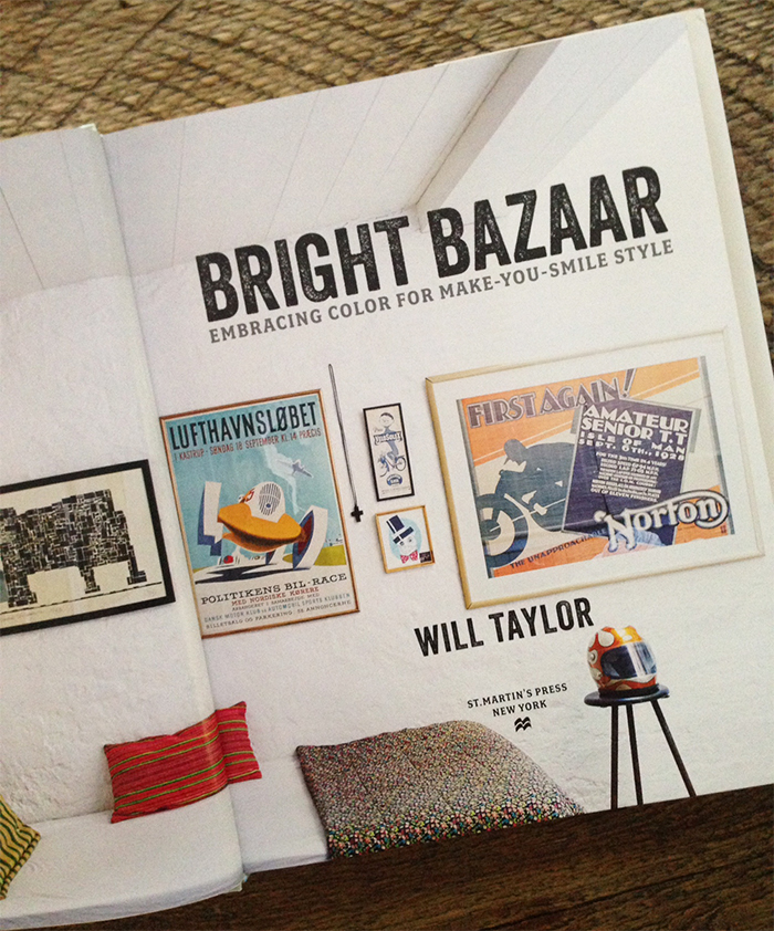 Good Reads: Bright Bazaar (+ a Giveaway!) | CLOTH & KIND