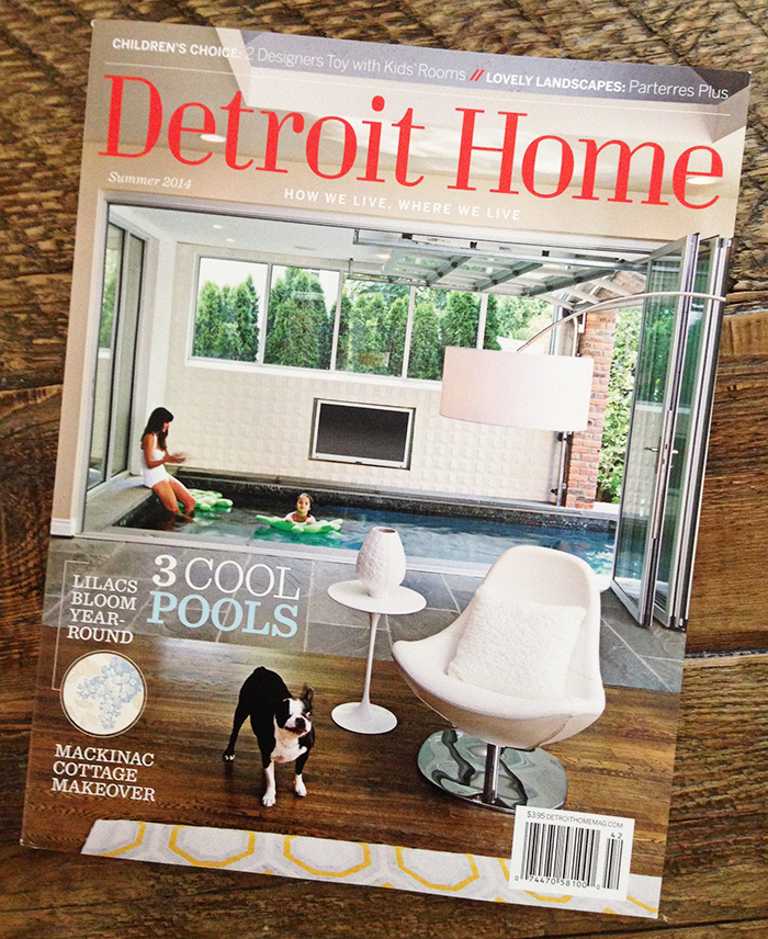 Press: Detroit Home + Lonny | CLOTH & KIND