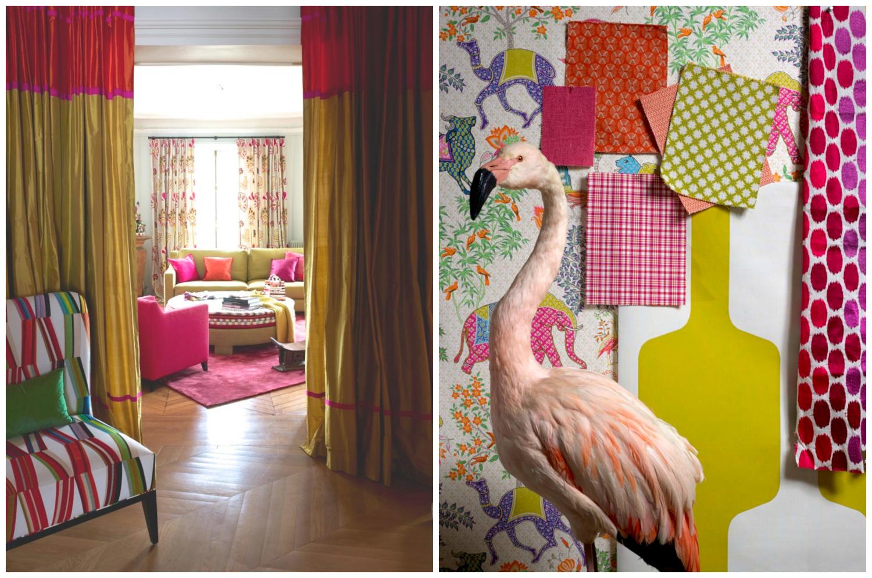 Good Reads: Pierre Frey Inspiring Interiors // by Contributing Editor Lynn Byrne on CLOTH & KIND