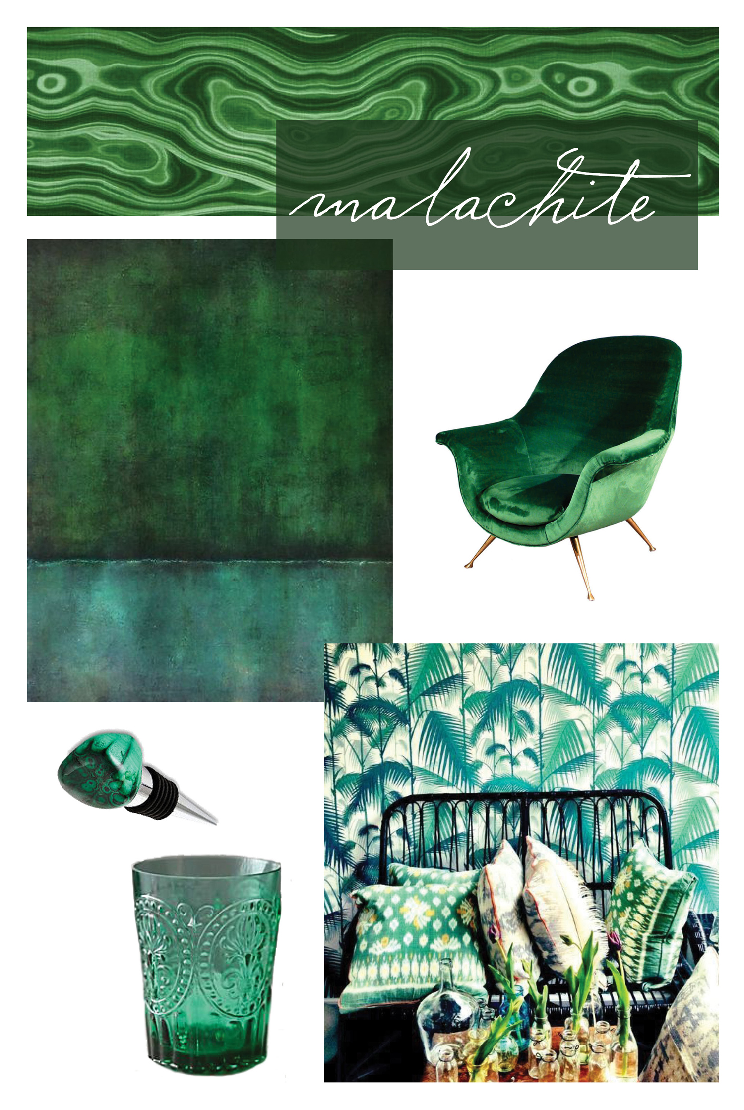 Hue: Malachite // CLOTH & KIND