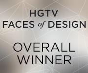 CLOTH & KIND Interiors // HGTV 2017 Faces of Design, Overall Winner and 'Countryside Escapes' Winner